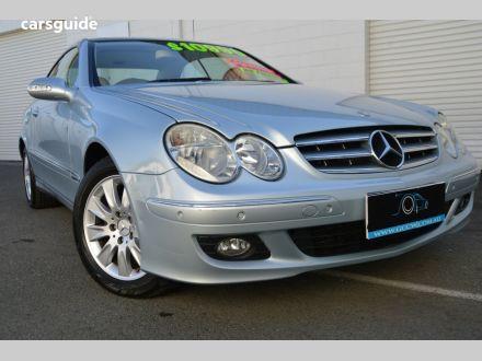 2006 Mercedes-Benz CLK200