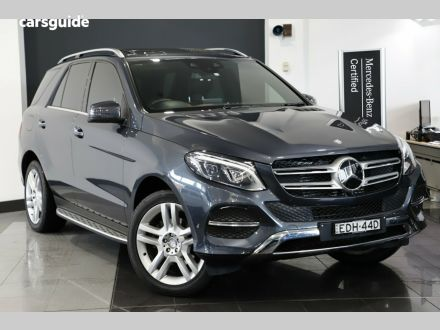 2015 Mercedes-Benz GLE350