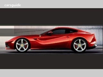 2019 Ferrari F12