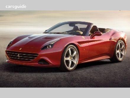 2019 Ferrari California