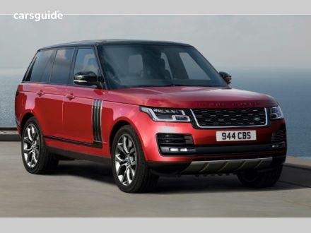 2019 Land Rover Range Rover Autobiograph