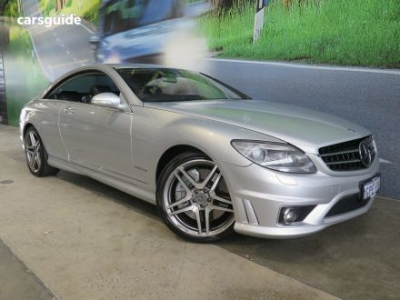 2007 Mercedes-Benz CL63