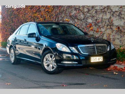 2011 Mercedes-Benz E220