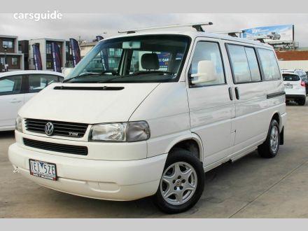 2003 Volkswagen Caravelle