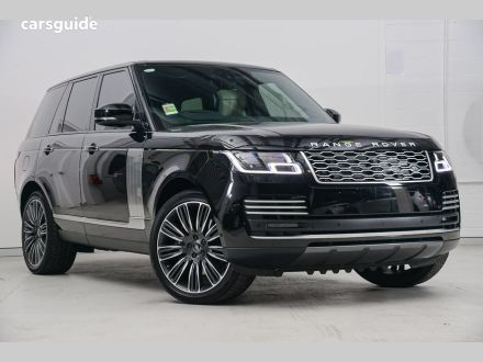Land Rover Alexandria >> Range Rover for Sale Sydney NSW | carsguide