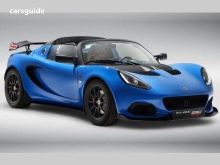 2019 Lotus Elise