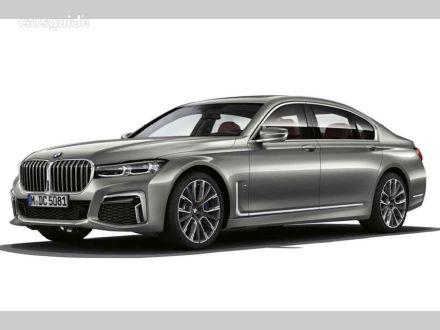 2019 BMW 740LI