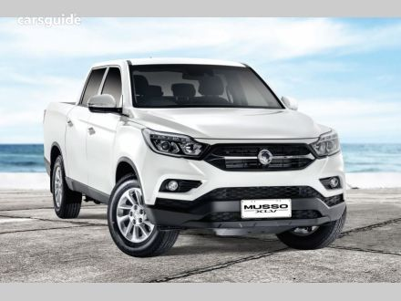 2019 Ssangyong Musso XLV