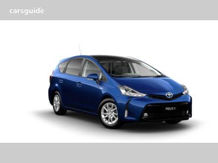 2019 Toyota Prius V
