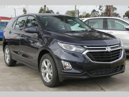 2019 Holden Equinox