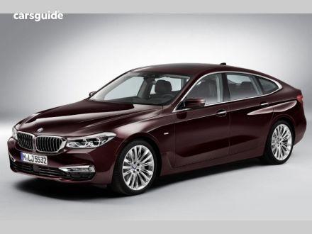 2019 BMW 620D