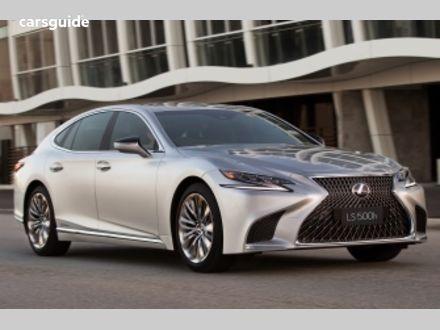 2019 Lexus LS500H