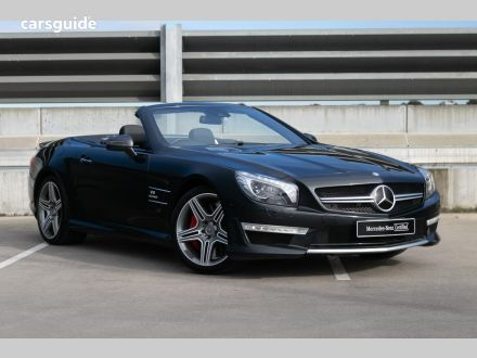 2014 Mercedes-Benz SL63