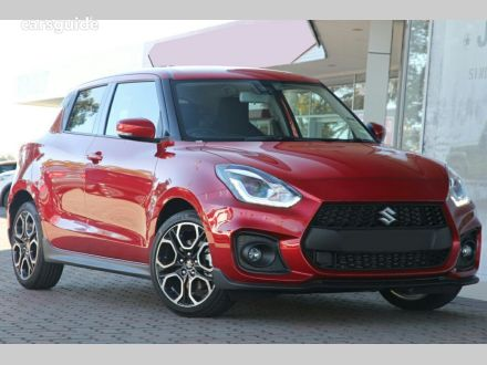 2019 Suzuki Swift