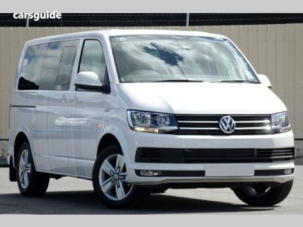 2019 Volkswagen Multivan
