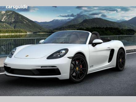 2019 Porsche 718