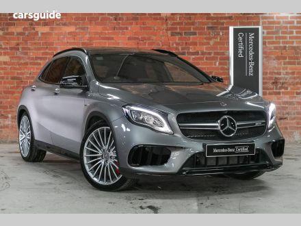 2019 Mercedes-Benz GLA45