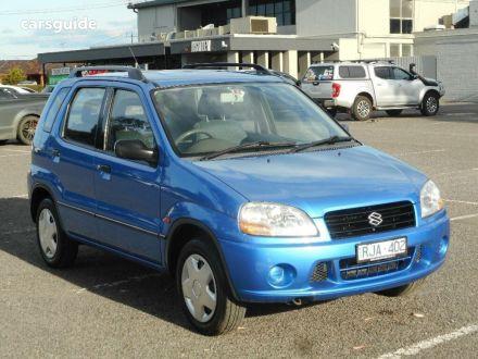 2002 Suzuki Ignis