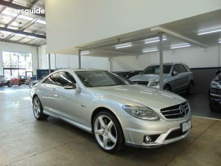 2008 Mercedes-Benz CL63