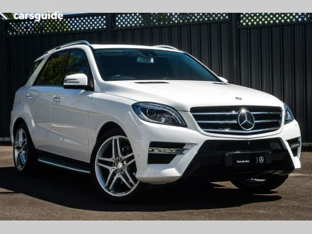 2015 Mercedes-Benz ML350