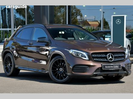 2018 Mercedes-Benz GLA220