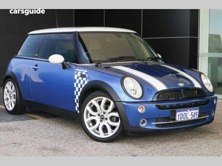 Mini Cooper Under 10000 For Sale Carsguide