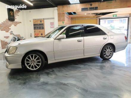 2002 Toyota Crown