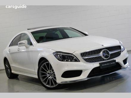 2017 Mercedes-Benz CLS250