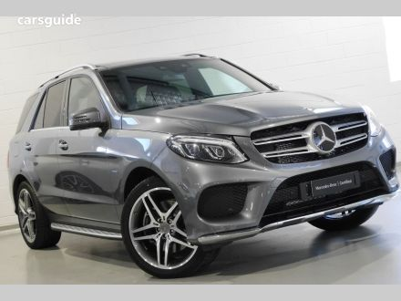 2017 Mercedes-Benz GLE500