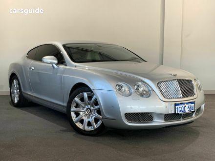 2004 Bentley Continental