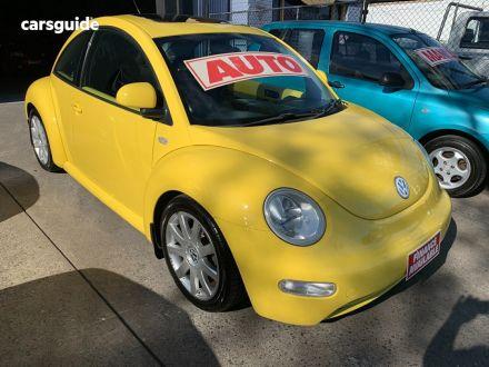 2002 Volkswagen Beetle