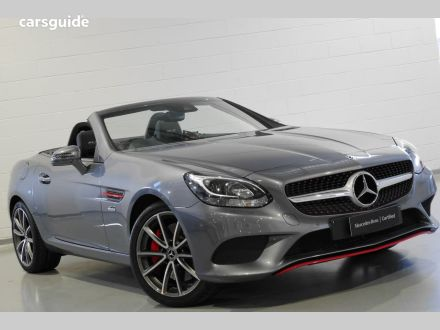 2017 Mercedes-Benz SLC180