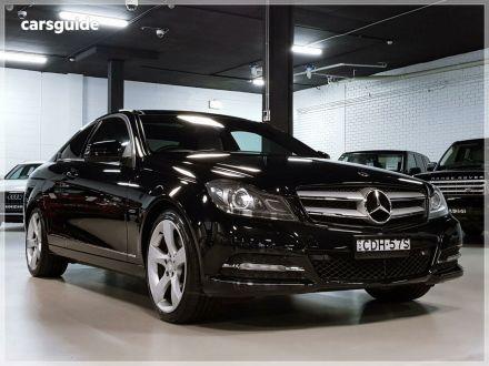 2011 Mercedes-Benz C350