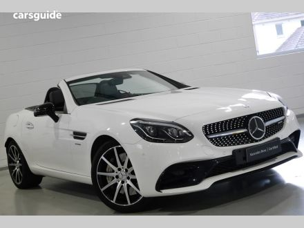 2016 Mercedes-Benz SLC43