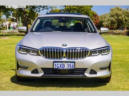 2019 BMW 320D