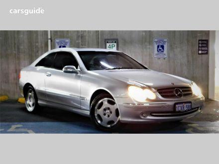 2004 Mercedes-Benz CLK320