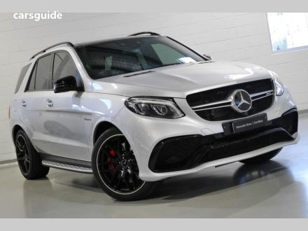 2015 Mercedes-Benz GLE63