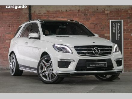 2014 Mercedes-Benz ML63