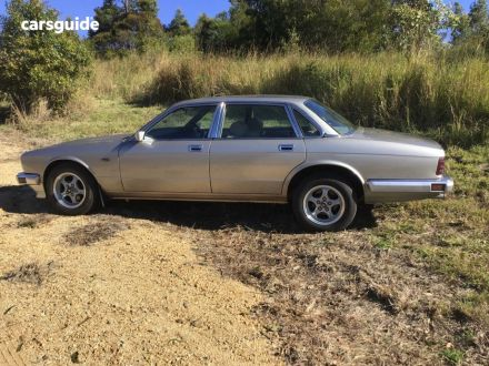 1988 Jaguar Sovereign