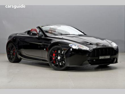 2013 Aston Martin V8