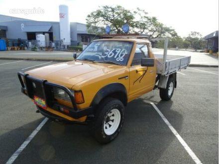 1980 Datsun 720