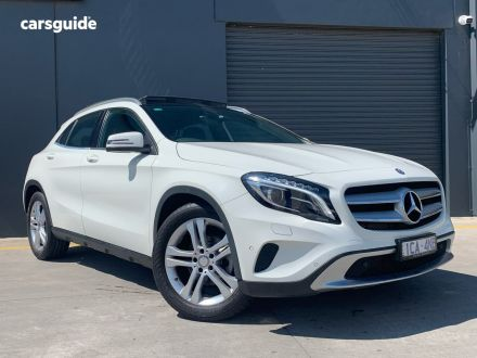 2014 Mercedes-Benz GLA200