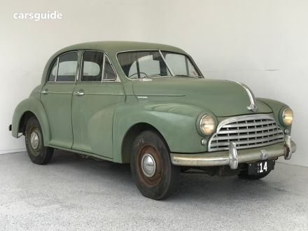 1952 Morris Oxford