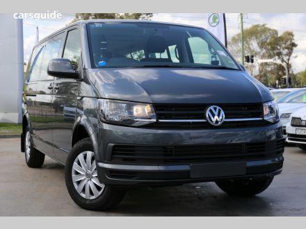 2019 Volkswagen Caravelle