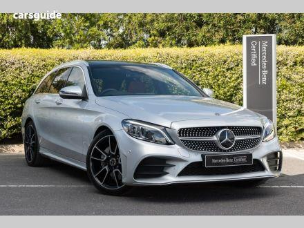 2019 Mercedes-Benz C220