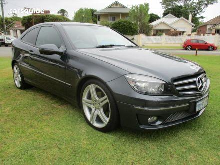 2011 Mercedes-Benz CLC200