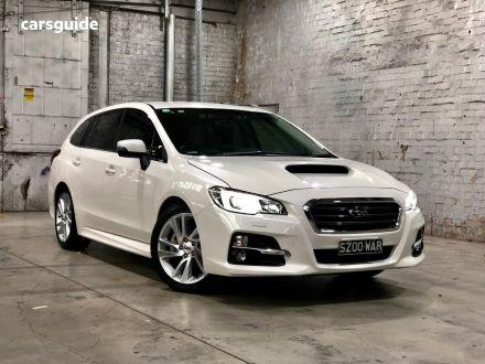 2016 Subaru Levorg