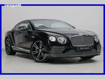 2015 Bentley Continental