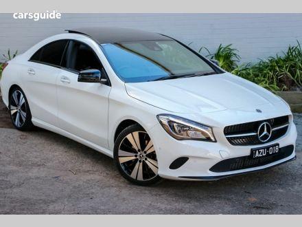 2019 Mercedes-Benz CLA180