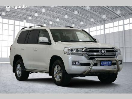 2019 Toyota Landcruiser